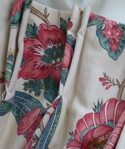 Pleated Curtains by Pippa Blacker Interiors